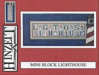 Lighthouse - Cross Stitch Pattern