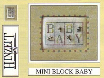 Baby - Cross Stitch Pattern