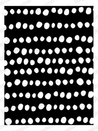Dot Background - Cling Stamp