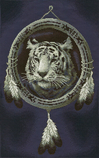 Watching over Dreams - Cross Stitch Kit