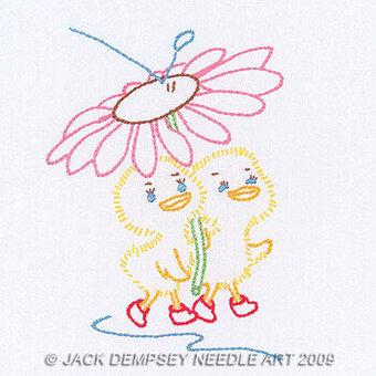 White Jack Dempsey Needle Art 4060925 You are My Sunshine Baby Quilt