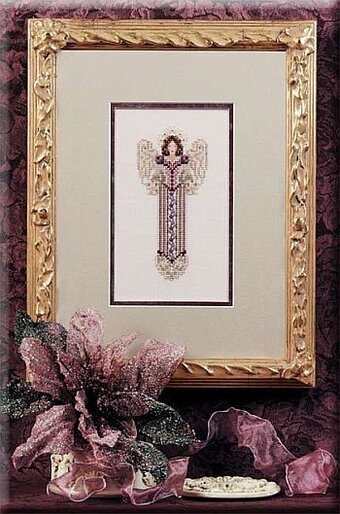 Grace - Cross Stitch Pattern