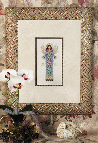 Flora - Cross Stitch Pattern