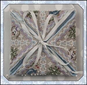 Winter in the Meadow - Cross Stitch Pattern