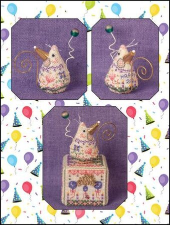 Birthday Mouse - Limited Edition