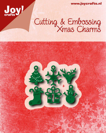 Joy Crafts Die - Christmas Charms