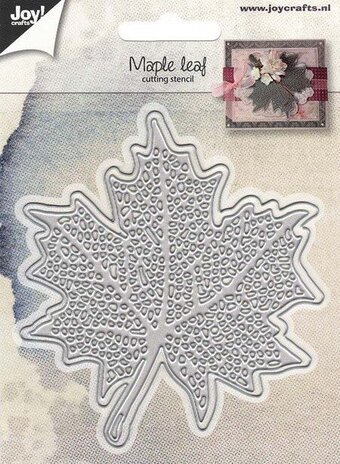 Joy Crafts Die - Maple Leaf