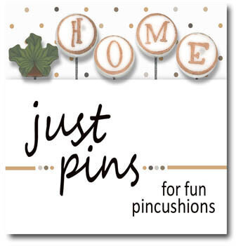 Block Party - H is for Home Pins