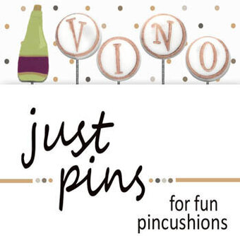 V is for Vino (Just Pins)