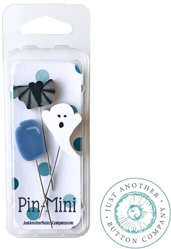 Pin-Mini Boo Jar - Pin Set