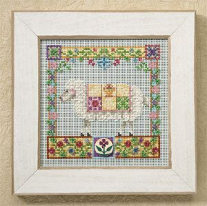 Sophie Sheep - Cross Stitch Kit