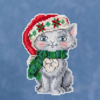 Kitty - Jim Shore - Cross Stitch Kit