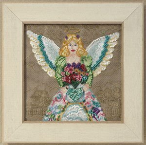 Spring Angel - Cross Stitch Kit