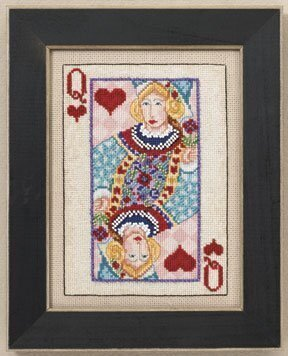 Queen - Cross Stitch Kit