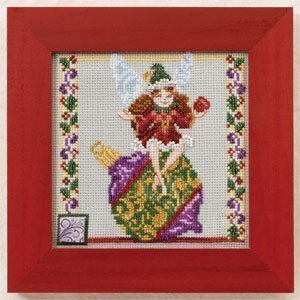 Ornament Fairy - Cross Stitch Kit