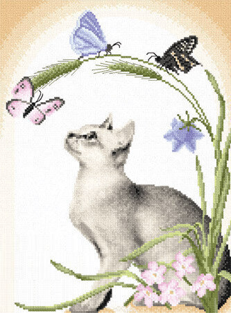 Summer Midday - Cross Stitch Kit