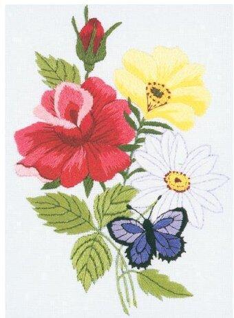 Crewel Embroidery 123stitch
