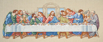 Last Supper (The) - Cross Stitch Kit