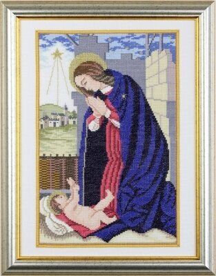 Madonna - Cross Stitch Kit