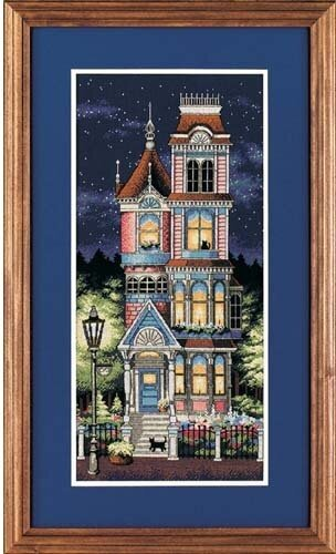 Victorian Charm - Cross Stitch Kit