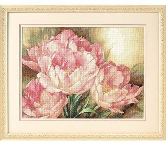 Tulip Trio - Cross Stitch Kit