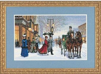 Gracious Era - Cross Stitch Kit