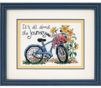 The Journey - Cross Stitch Kit