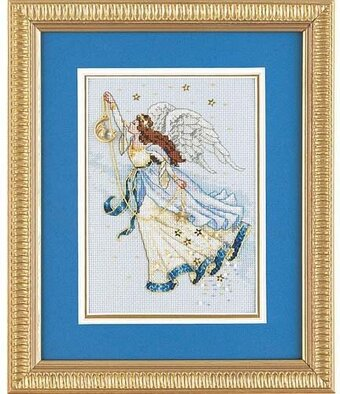 Twilight Angel - Cross Stitch Kit