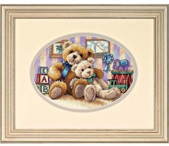 Warm and Fuzzy - Cross Stitch Kit