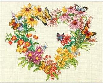 Flowers Cross Stitch Patterns Kits 123Stitchcom
