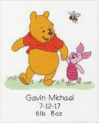Disney/'s Winnie the Pooh Needleminders