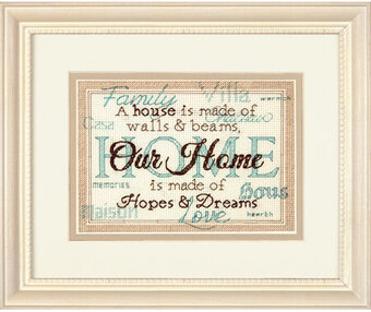 Home - Cross Stitch Kit