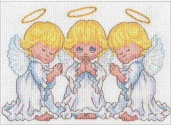 Little Angels - Cross Stitch Kit