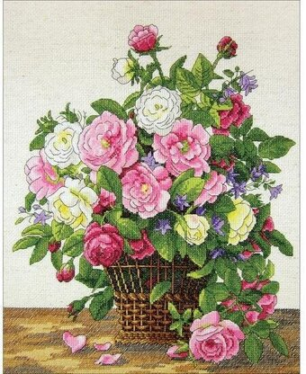 """Janlynn From This Day Forward Counted Cross Stitch Kit-14/""""X11/"""" 14 Count"""