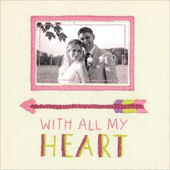 Cathy Heck All My Heart - Embroidery Kit