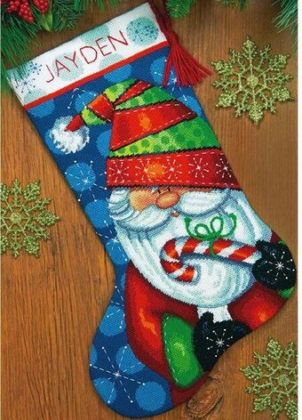 Groovy Needlepoint Kits By Dimensions 123Stitch Com Easy Diy Christmas Decorations Tissureus