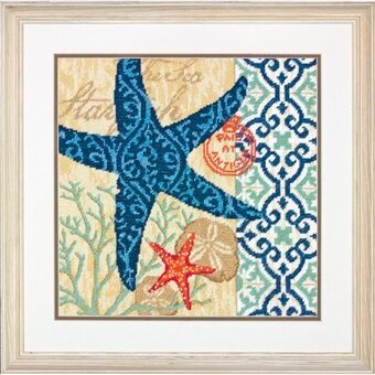 Starfish - Needlepoint Kit