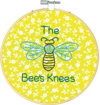 The Bee's Knees - Embroidery Kit