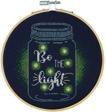 Be The Light - Cross Stitch Kit