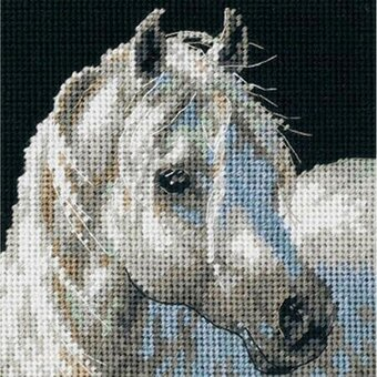 Gentle Strength - Mini Needlepoint Kit