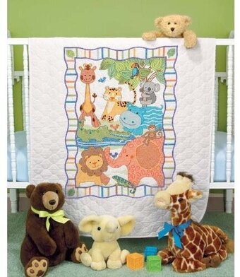 ModZoo Quilt - Cross Stitch Kit