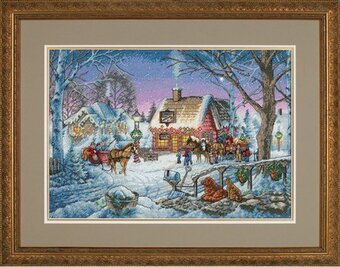 Sweet Memories - Cross Stitch Kit