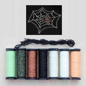 Metallic Thread Gift Collection - Halloween