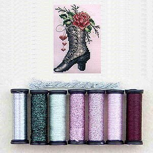 Metallic Thread Gift Collection - Victoriana