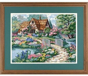 Cottage Retreat - Needlepoint Kit
