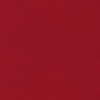 Kona Solid 100% Cotton Fabric Half Yard - Chinese Red