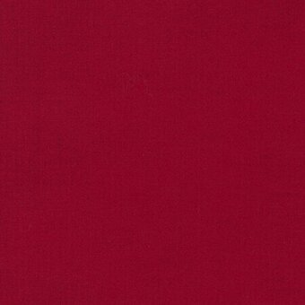 Kona Solid 100% Cotton Fabric Yardage - Rich Red