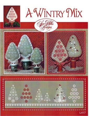 A Wintry Mix - Cross Stitch Pattern