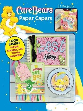 Care Bears Paper Capers