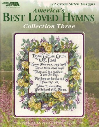 America's Best Loved Hymns Book 3 - Cross Stitch Pattern